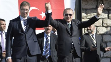 vucic i erdogan